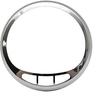 Moldura para Relógio Bezel Cromado Mercury 8590743