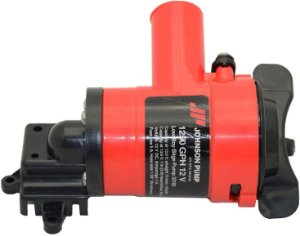 Bomba de Porão 1250GPH Johnson Pump Low Boy 12V