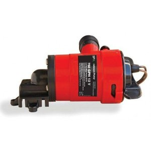 Bomba de Porão 750GPH Johnson Pump Low Boy 12V