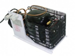 Kit Náutico Elber Compressor c/ Placa Evaporadora 12V