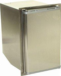 Geladeira Náutica 56 Litros Inox Gn56 Elber 12V
