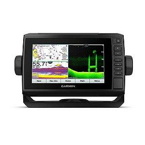 GPS Sonar Garmin ECHOMAP™ UHD 72cv c/ Transdutor GT24UHD-TM
