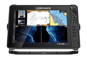GPS Sonar Lowrance HDS-12 Live c/ Transdutor Active Imaging