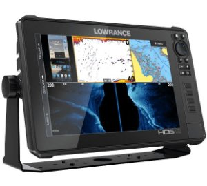 GPS Sonar Lowrance HDS-12 Live c/ Transdutor Active Imaging