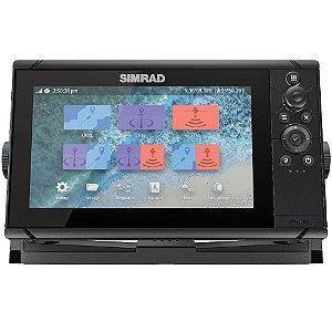 GPS Sonar Simrad Cruise 9 ROW c/ Transdutor 83/200
