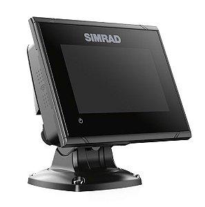 GPS Sonar Simrad GO5 XSE c/ Transdutor HDI Skimmer
