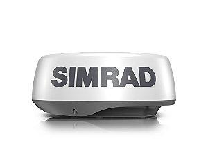 Radar Marítimo Simrad HALO20 20 Polegadas 24nm