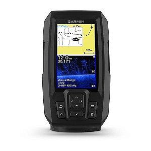 Sonar c/ GPS Garmin Striker 4cv PLUS c/ Transdutor GT20-TM