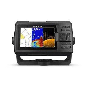 Sonar c/ GPS Garmin Striker 5cv Plus c/ Transdutor GT20-TM
