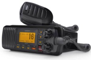 Radio VHF Maritimo Uniden Solara UM385BK