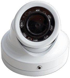 Mini Câmera Marinizada Colorida IR Lowrance Simrad
