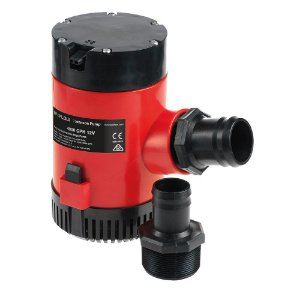 Bomba de Porão 4000 GPH Johnson Pump HD 4000 12V