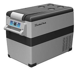 Geladeira Portátil Dreiha CBX45 45 Litros Digital Quadrivolt