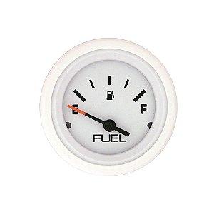 Relógio Indicador de Combustível Branco Mercury 79-895291A21
