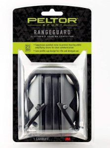 Abafador Eletrônico Peltor 3M Sport RangeGuard RG-OTH-4