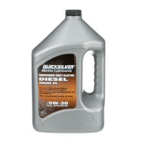 Óleo Sintético Quicksilver Diesel Tdi 5W-30 Galão 4L