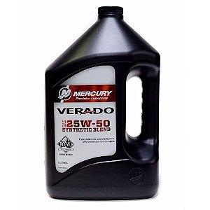 Óleo Lubrificante para Motor 4 Tempos Mercury Verado 25w50