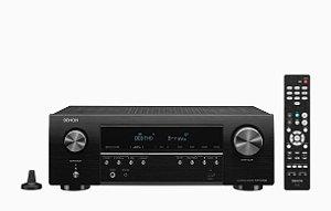 Receiver Denon AVR-S540BT 5.2 Bluetooth 4K Dolby Vision