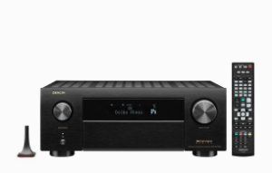 Receiver Denon Avr-x4700h 8k Audio 3d Wi-fi Bluetooth