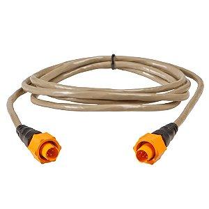 Cabo de Rede Ethernet Marítimo Navico ETHEXT-25YL 7.6m
