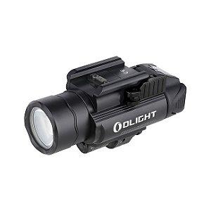 Lanterna p/ Pistola Ambidestra c/ Laser IR Olight Baldr IR
