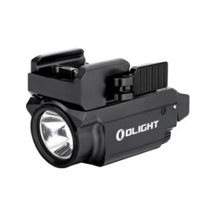 Lanterna p/ Pistola Ambidestra c/ Laser Olight Baldr Mini