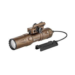 Lanterna p/ Fuzil Olight Odin Mini c/ Acionador Remoto Tan