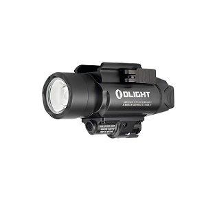 Lanterna p/ Pistola Ambidestra c/ Laser Olight Baldr PRO