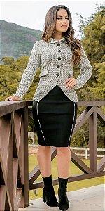 Saia Jessica - Moda Feminina Cristã
