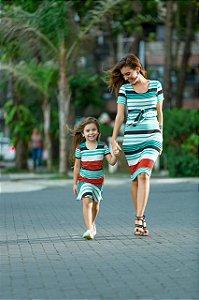Vestido Filha Thauane Moda Feminina