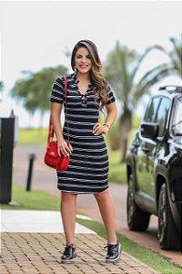 Vestido Isabely - Moda Feminina