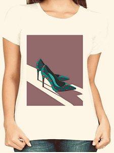 T-Shirt Boquinhas - Moda Feminina