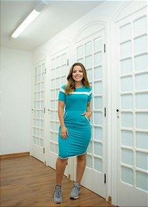 Vestido Ana Tiffany Sport - Moda Feminina