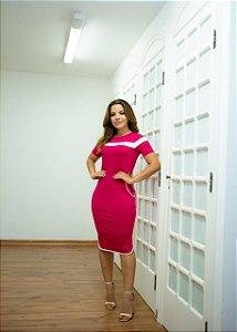 Vestido Ana Pink Sport - Moda Feminina