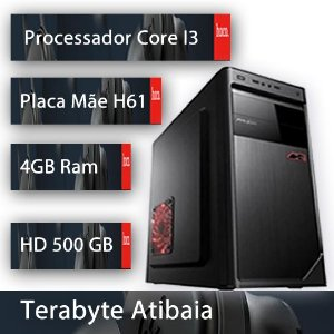 Computador Core i3 -  8X24EVXTN
