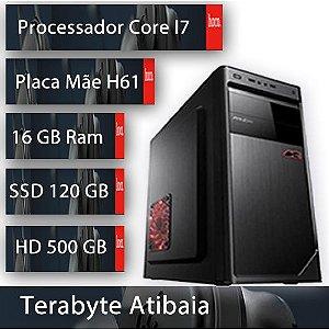 Computador Core i7 -   GG78XUGAF