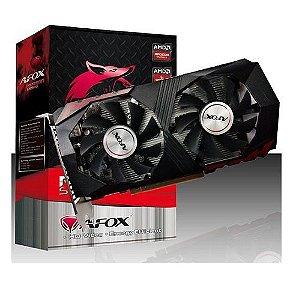 Placa de Vídeo AMD RX 560D 4GB DDR5 128Bits AFOX (1x DVI-D / 1x HDMI / 1x DisplayPort)