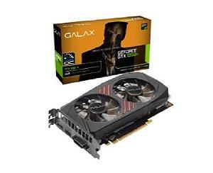 Placa de Vídeo Nvidia GeForce GTX1050TI 1CLICK OC 4GB DDR5 128Bits Galax (1x DVI-D / 1x HDMI / 1x DisplayPort)