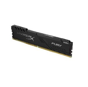 Memória DDR4 16GB 2666MHz CL16 FURY Black Kingston