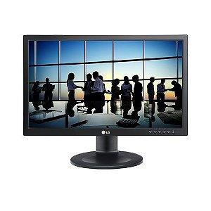 Monitor LED 23 LG FullHD IPS Preto ( HDMI / D-SUB / DVI / VESA )