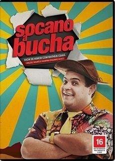 DVD - Matheus Ceará - Socano a Bucha - Frete Grátis