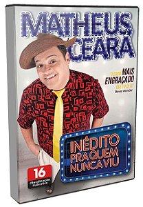 DVD - NOVO -  Inédito Pra Quem Nunca Viu - Frete Grátis