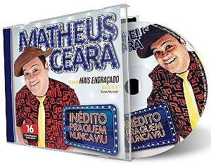 CD - NOVO - Inédito Pra Quem Nunca Viu - Frete Grátis