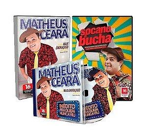Kit Produtos do Matheus Ceará - Frete Grátis