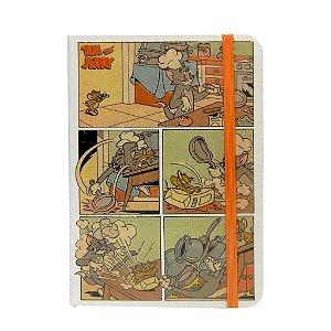 Bloco de  Anotações Grande - Tom & Jerry