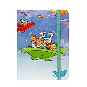 Caderneta de  Anotações Grande - Família Jetsons