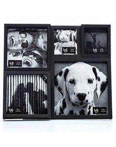 Porta Retrato Lembranças - 5 Fotos