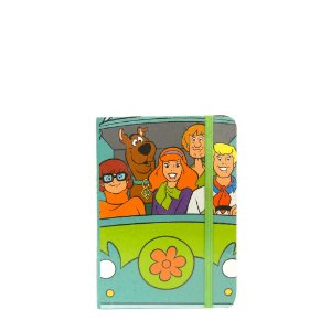 Bloco de  Anotações Pequeno - Scooby Doo na Kombi
