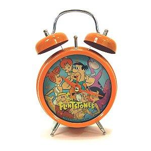 Relógio Despertador Os Flintstones