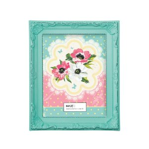 Porta Retrato Antique 13x18cm - Verde Candy